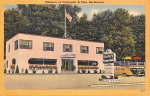 Ogunquit Maine~Valerie's Art Deco Restaurant~Kittery Gateway 1940s