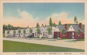 Florida Madison Grogans Tourist Court