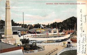 General View White City Savin Rock, Connecticut, CT, USA 1906