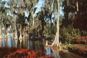 FL - Cypress Gardens, Lake Eloise