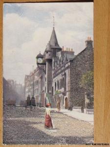 c1910 Tucks - Edinburgh - series II - (see close up image of surface)