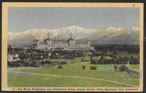 1948 New Hampshire, Bretton Woods, White Mountains, mailed