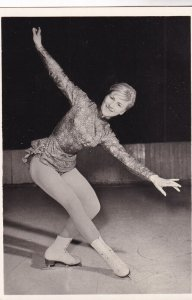 RP: Figure Skater JANA MRAZKOVA(CSSR) 1960s