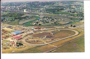 Frontier Days Festival, Swift Current, Saskatchewan, Birdseye View
