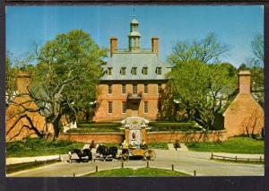 The Governor's Palace,Williamsburg,VA BIN
