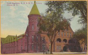 Albany, N.Y., Tenth Regiment N.G.S.N.Y., Armory -