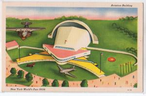 1939 NY Worlds Fair, Aviation Bldg