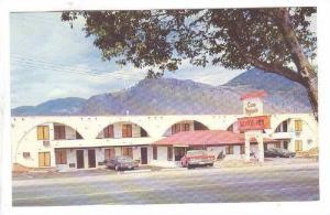 Casa Marquis Motor Inn , Kamloops , B.C. , Canada , 50-60s