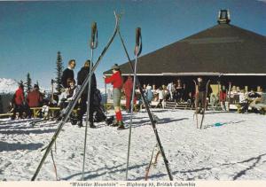 Ski Resort , Whistler Mountain , B.C. , Canada , 50-70s