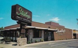 Oregon Medford Stanley's Family Restaurant and Lounge 1976