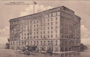 LONDON , Ontario , Canada , 00-10s ; Hotel London