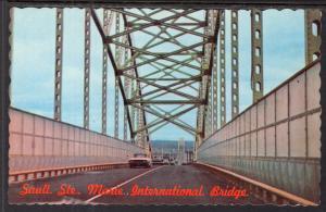 Sault Ste Marie Bridge,Sault Ste Marie,MI BIN