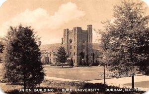 Union Building in Durham, North Carolina