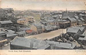 South Africa Port Elizabeth, North End, Panorama 1908