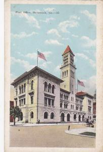 Post Office , SAVANNAH , Georgia , 1900-10s