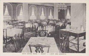 Michigan Dearborn The Dearborn Inn Main Dining Room Albertype