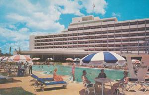 Swimming Pool, Embajador Intercontinental Hotel and Casino, SANTO DOMINGO, Do...