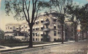 Exterior, Weldon Hotel, Greenfield, Massachusetts,  00-10s