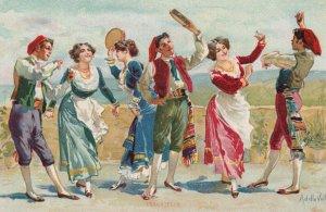 Taranetella Dance , Italy , 00-10s