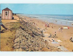 Unused Pre-1980 TOWN VIEW SCENE Stanhope Prince Edward Island PE p8386