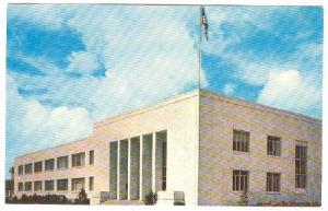 Ware County Court House, Waycross, Georgia,40-60s