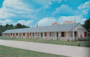 New Hampshire Derry Wheeler's Cabins and Motel sk5821