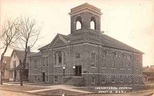Presbyterian Church - Perry, Iowa IA