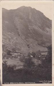 England Deepdale Arnison Crag Real Photo