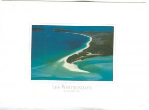 Australia, The Whitsundays, 1999 used Postcard