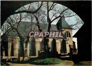 Modern Postcard Mont Sainte Odile Alsace The Church of the Convent