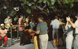 Jamaica, Jamaique Post card Old Vintage Antique Postcard Half Moon Hotel and ...