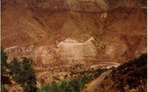 Hwy. 60 - Salt River Canyon, Arizona AZ