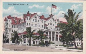 Florida Miami Halcyon Hotel