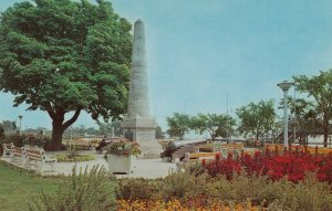 FORT ROILLE monument , Ontario , 1950-60s