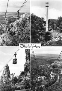 Thale Harz Personenschwebebahn Cable Car Lift Landscape
