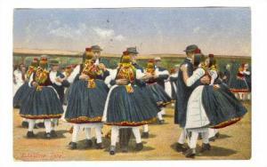 Schwalmer Tanz, Germany, PU-1908 ; HESSE