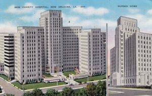 NEW ORLEANS , Louisiana , 1930-40s ; New Charity Hospital