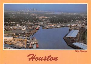 Ship Channel - Houston, Texas
