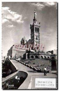 Postcard Old Marseille Hiesse 1959
