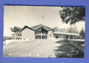 Stratford, Ontario, Canada Postcard, Shakespearean Theatre