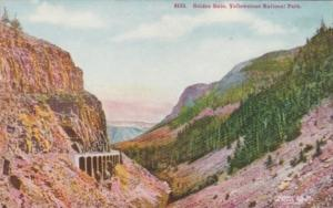Golden Gate Yellowstone National Park