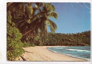 East Africa Coast, Kenya, 1986 used Postcard