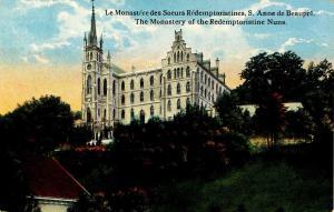 Canada - Quebec, Ste Anne de Beaupre Monastery