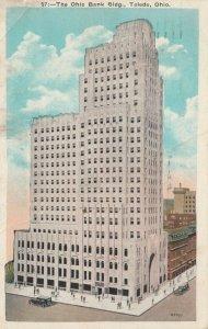 TOLEDO , Ohio , 1900-10s ; The Ohio Bank Building