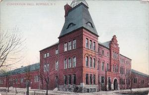 New York Buffalo Convention Hall