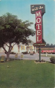BRIDGEVILLE, Delaware , 1957 ; Wik'Lo Motel