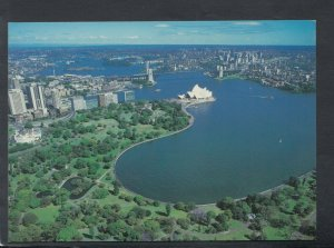 Australia Postcard - Aerial View of Sydney, New South Wales   T8849