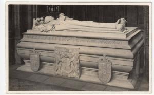 Berkshire; Tomb Of King George V, St Georges Chapel, Windsor PPC Unused, c 30's