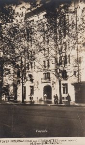 PARIS , France , 00-10s ; Student Hostel