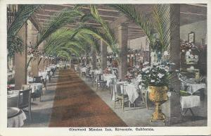 Glenwood Mission Inn, Riverside, California, Early Postcard, Unused